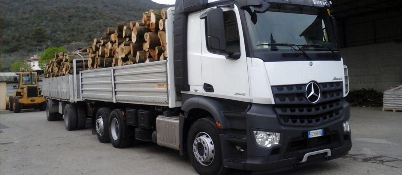 Trasporto e vendita legna all ingrosso legno trasp for Vendita legna da ardere